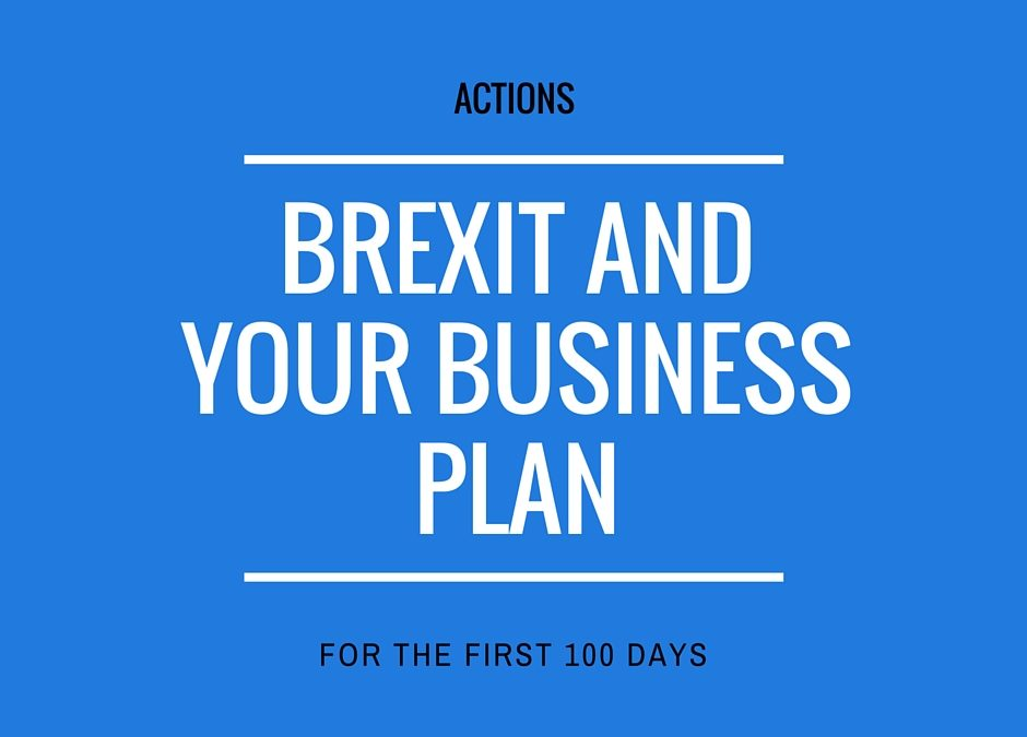 Brexit and Your Business Plan