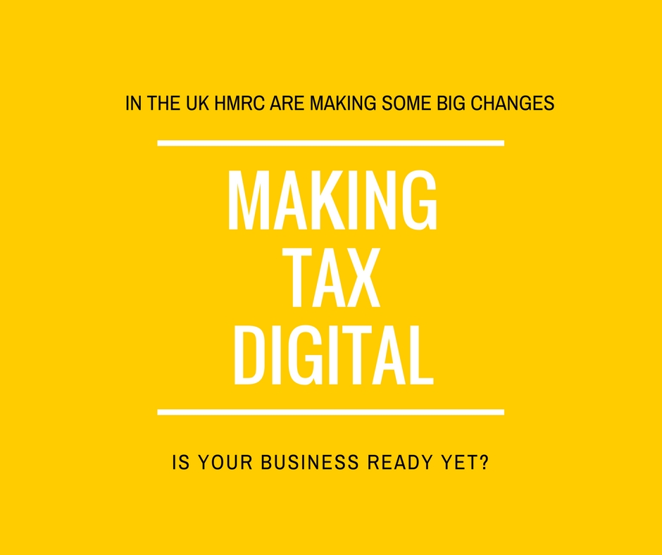 Are you ready for Making Tax Digital? HMRC are making some big changes. Xero is the best choice for Making Tax Digital Kevin Appleby