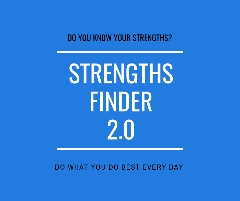 Strengthsfinder 2.0 play to your strengths do what you do best every day